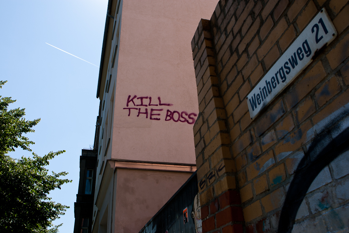 Kill-the-boss